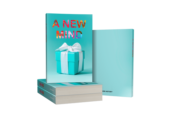 A NEW MIND JOURNAL (DEALING WITH NEGATIVE THOUGHTS JOURNAL)