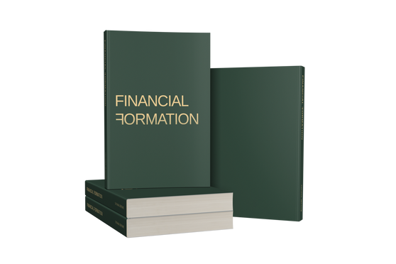 Financial Formation Journal (Money Management Journal)