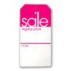 1000 Large SALE Regular Price & Now Department Store Tags