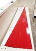 "Gondola Shelving Pre-Cut Vinyl Insert Strips - 48"" L - 100 Pack"