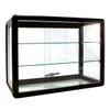 Two Level Counter Top Glass Showcase
