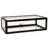 Flat Counter Top Glass Showcase