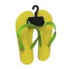 Black Flip Flop / Sandal Hanger