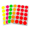 """3/4"""" Round Color Coding Dot Stickers, Adhesive Labels - 900 Pack"""