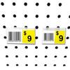Pegboard UPC Label Holder