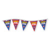 Triangular Flag Business Sign Streamer