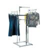 Heavy Duty 4 Way Clothing Rack