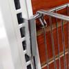 Open End Basket Clips for Gondola Shelves