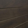 3D Slatwall Panel 2' x 8' - Walnut Spruce