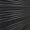 3D Slatwall Panel 2' x 8' - Wave Design