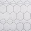 3D Slatwall Panel 2' x 8' -  Honey Comb