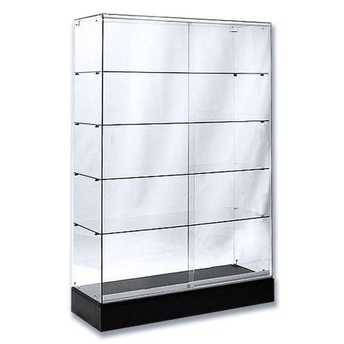 Frameless Economy Glass Wall Case