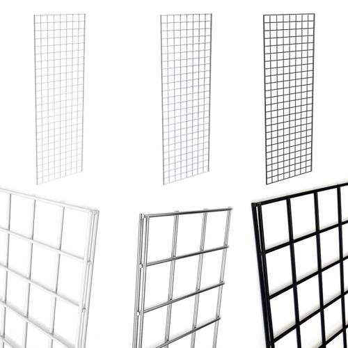 Gridwall Panel  2' x 6'