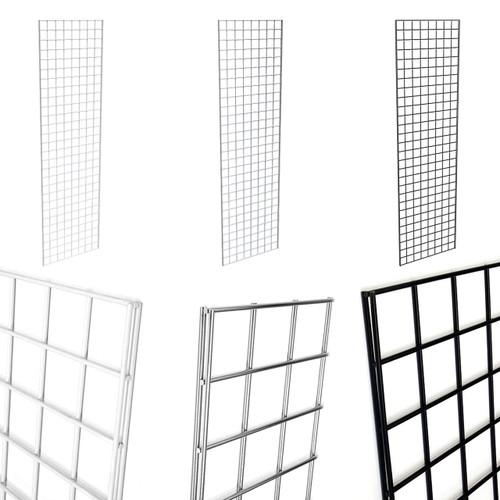 Gridwall Panel  2' x 7'