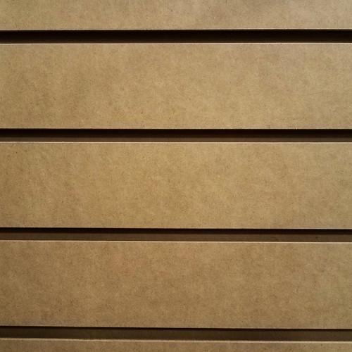 Paint Grade Slatwall Panel