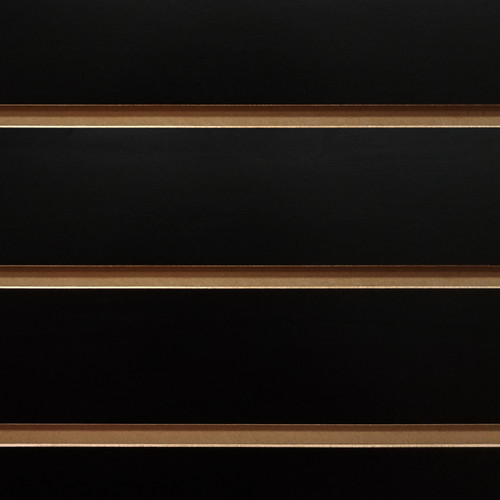 Slatwall Panel 4' x 8' - Black