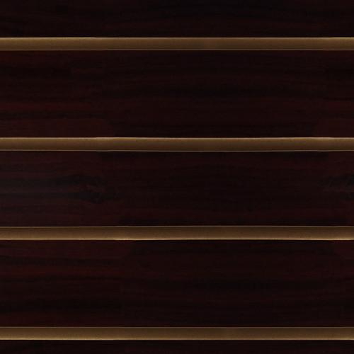 Slatwall Panel - 4' x 8' - Mahogany