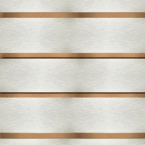 Brushed Aluminum Slatwall Panel