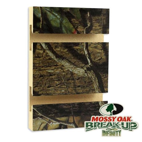 Slatwall Panel - 4' x 8' - Mossy Oak