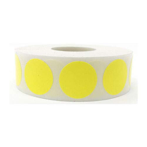 Color Coding Dot Stickers