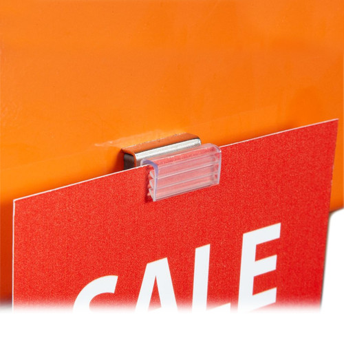 Mini Magnetic Card Grip Flush Sign Holder