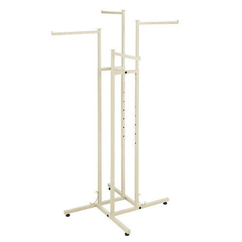 Elegant Pearl 4 Way Clothing Rack