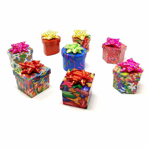 Assorted Shape Jewelry Gift Boxes