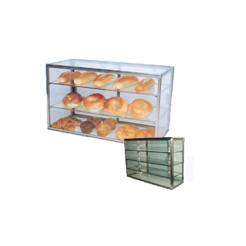 Counter Top Large Glass Case