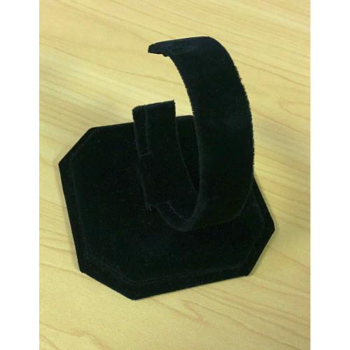 Countertop Jewelry Display Stand, Black Velvet