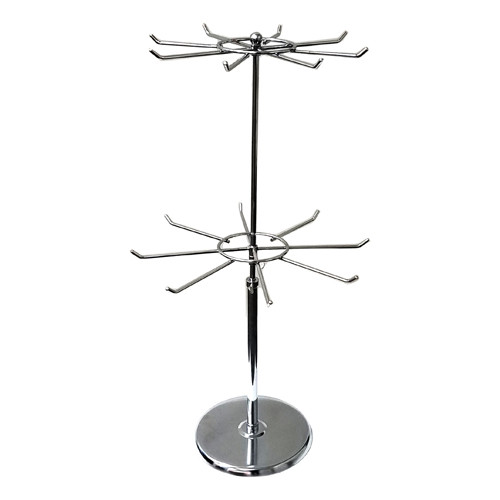 Adjustable Height 2 Tier Counter Top Spinner