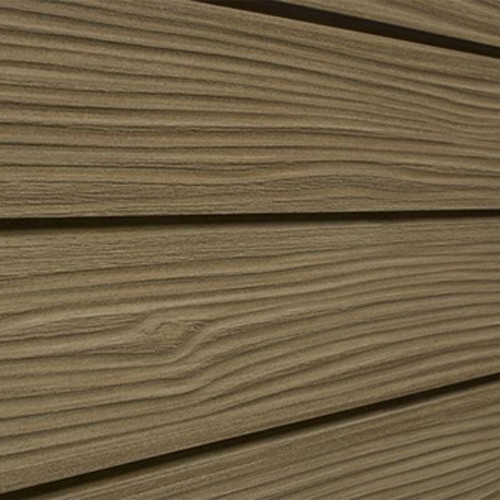 3D Slatwall Panel 2' x 8' - Barnwood
