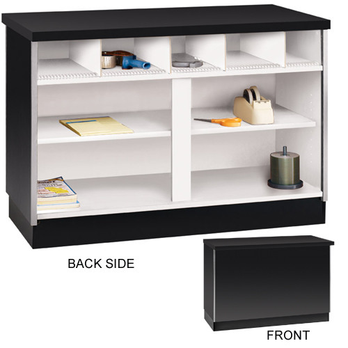 Assembled ADA Compliant Register Counter