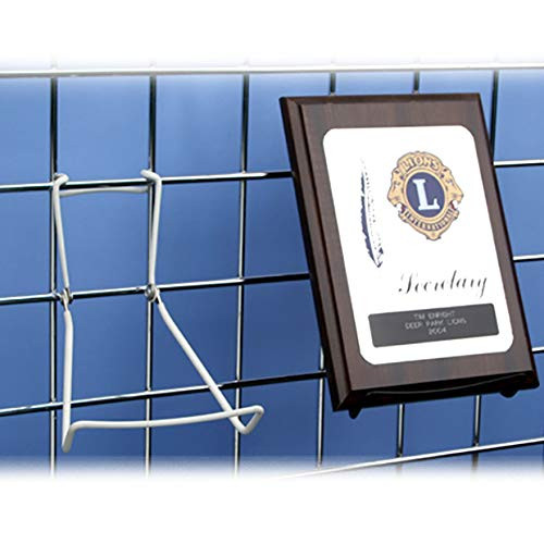 Gridwall Adjustable Product Display Easel Picture Frame Mount