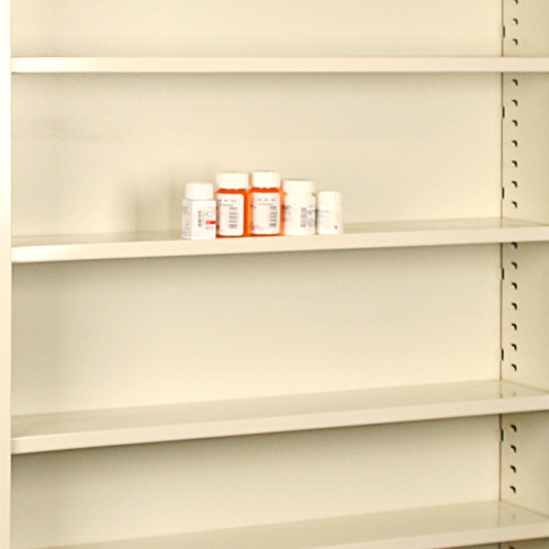 Rx Bay Unit Metal Shelves