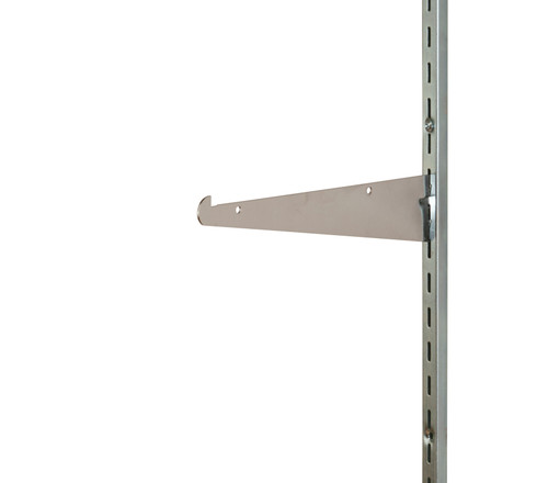 Shelf Bracket for Medium Duty Slotted Wall Standards