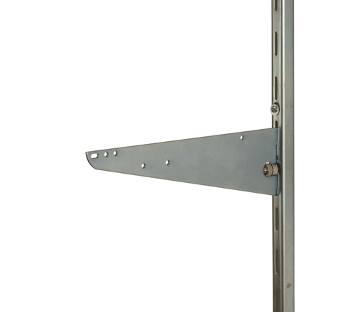 Shelf Brackets for Heavy Duty  Slotted Wall Standards