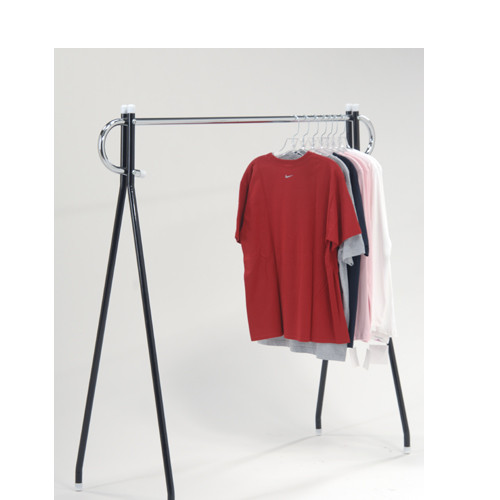 Black Beauty Portable Clothing Rack