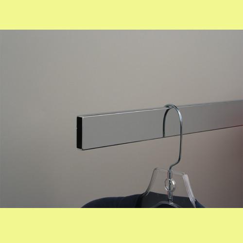 Rectangular Tube Chrome Hangrail