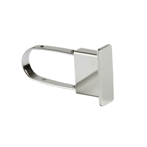 Extended Rectangular Hangrail End Cap
