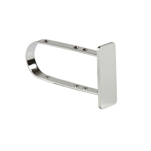 Rectangular Hangrail End Cap