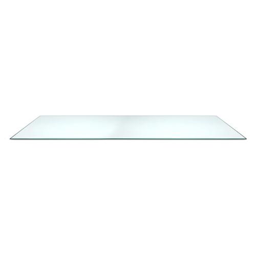 "Tempered Glass Shelf, 10"" D x 48"" L"