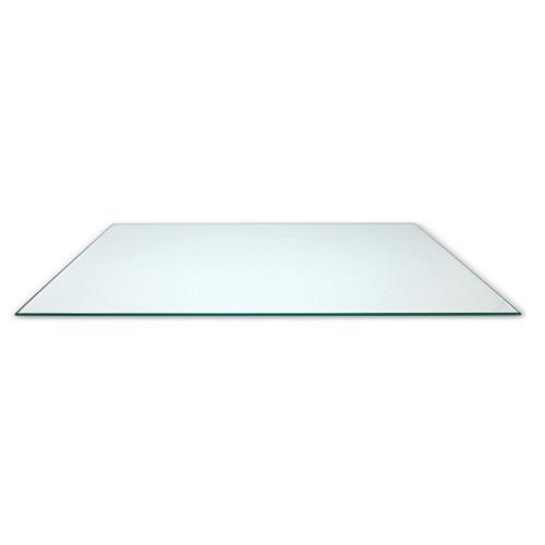 "Tempered Glass Shelf, 12"" D x 36"" L"