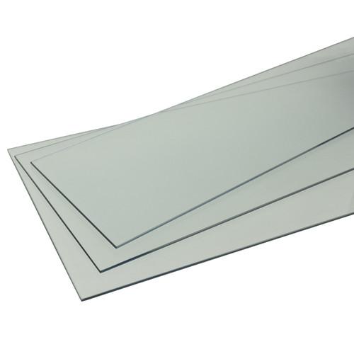 "Tempered Glass Shelf, 8""D x 34"" L"