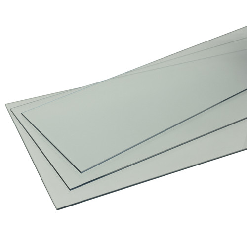 "Tempered Glass Shelf, 12""D x 29"" L"