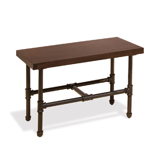 Grey Pipeline Small Display Table
