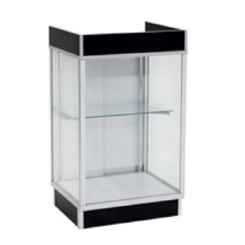 Economy Extra Vision Register Stand - Silver or Black Frame