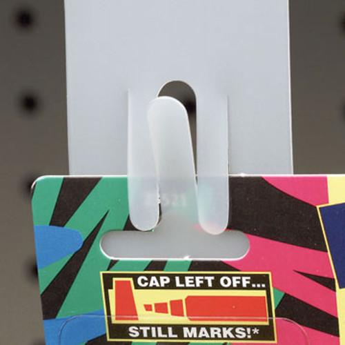 Clip Strip® Brand  Plastic Merchandise Hangers for 12 Items