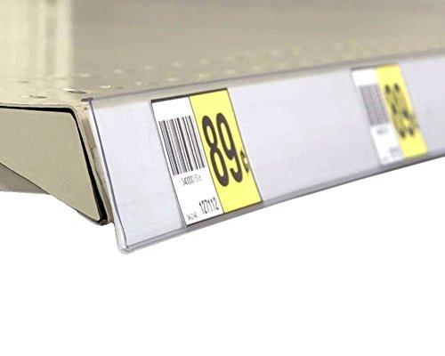 "Self-Adhesive UPC Label Strip - 48"" x 1.25"" Black or White"