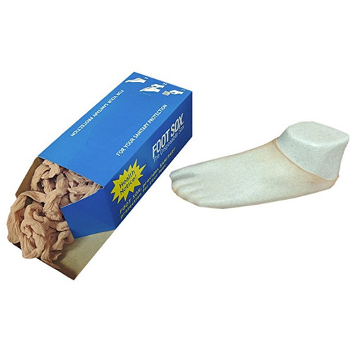 Try on Foot Socks / Peds