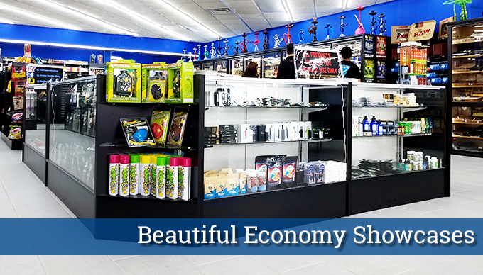 beautiful economy showcases